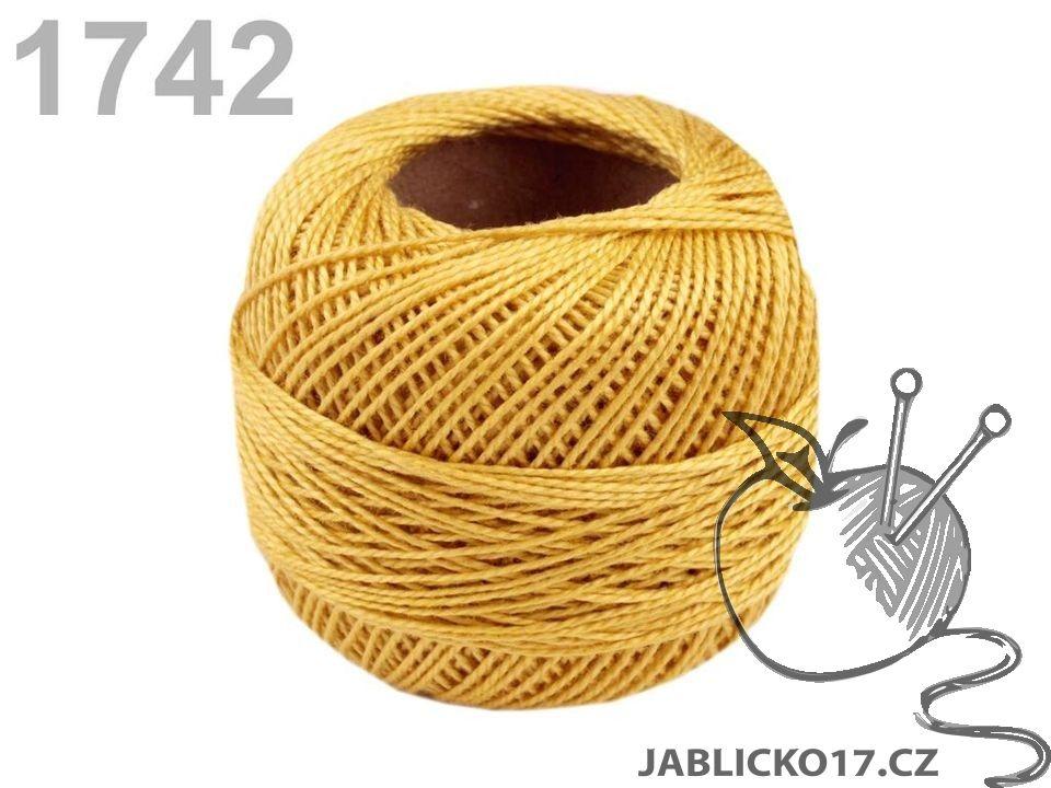 Perlovka - 1742 žlutá