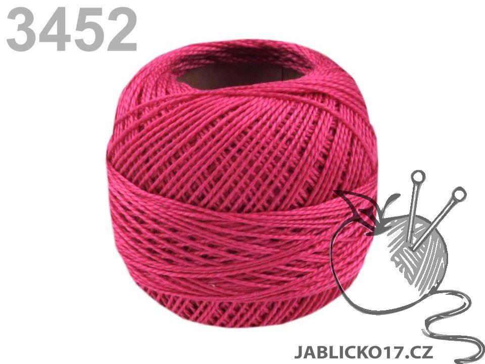 Perlovka - 3452 růžová