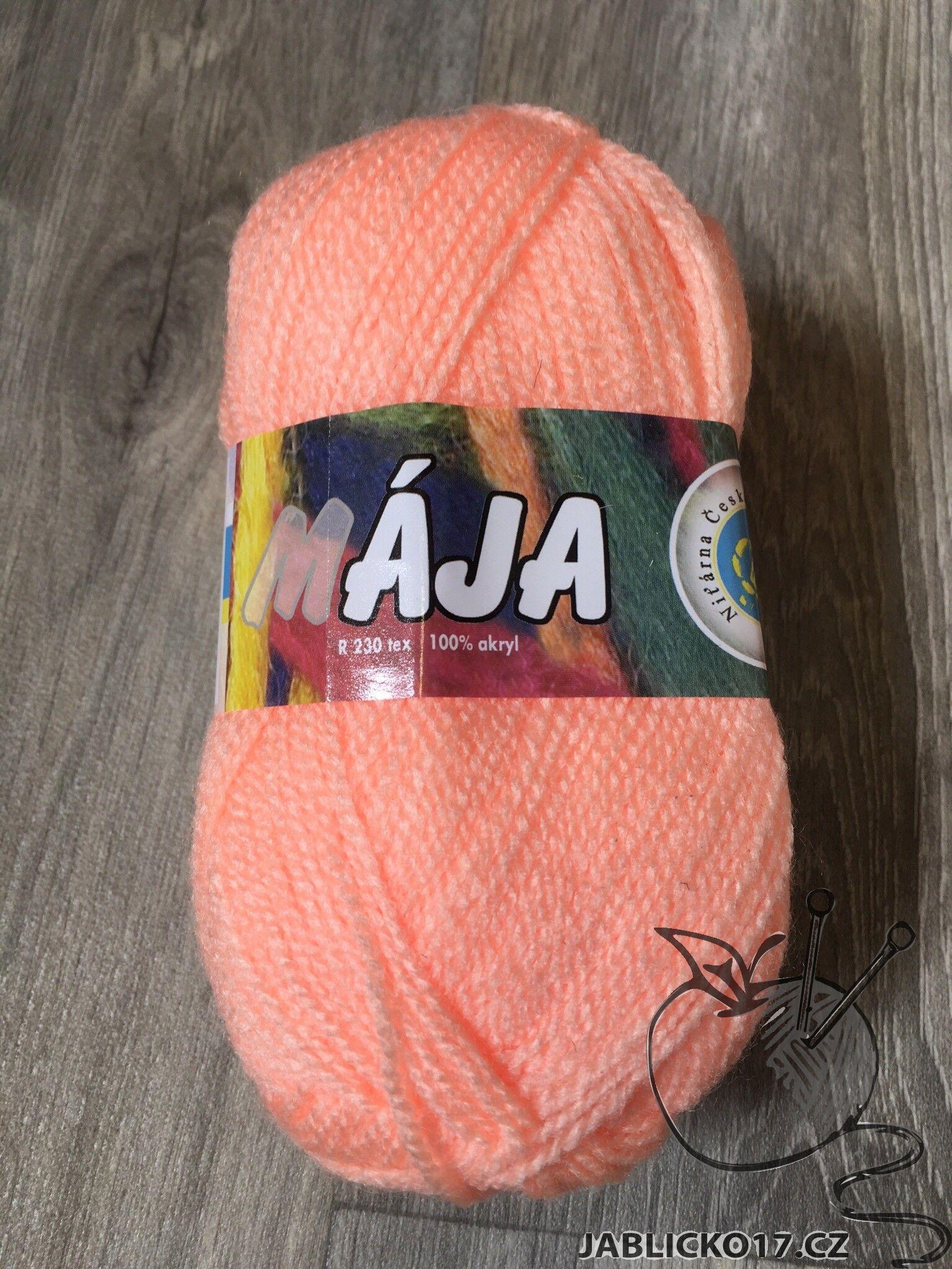 Mája - meruňková