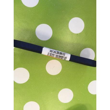 Taftová stuha modrá 6mm