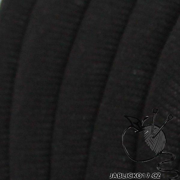 Marshmallow - tmavě hnědá