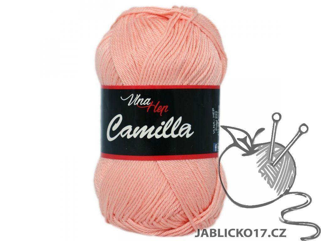 Camilla růžová