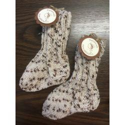 Ponožečky dva páry 1-6 měsíců