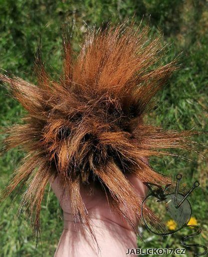 Bambule rezavý ježek MIA desig