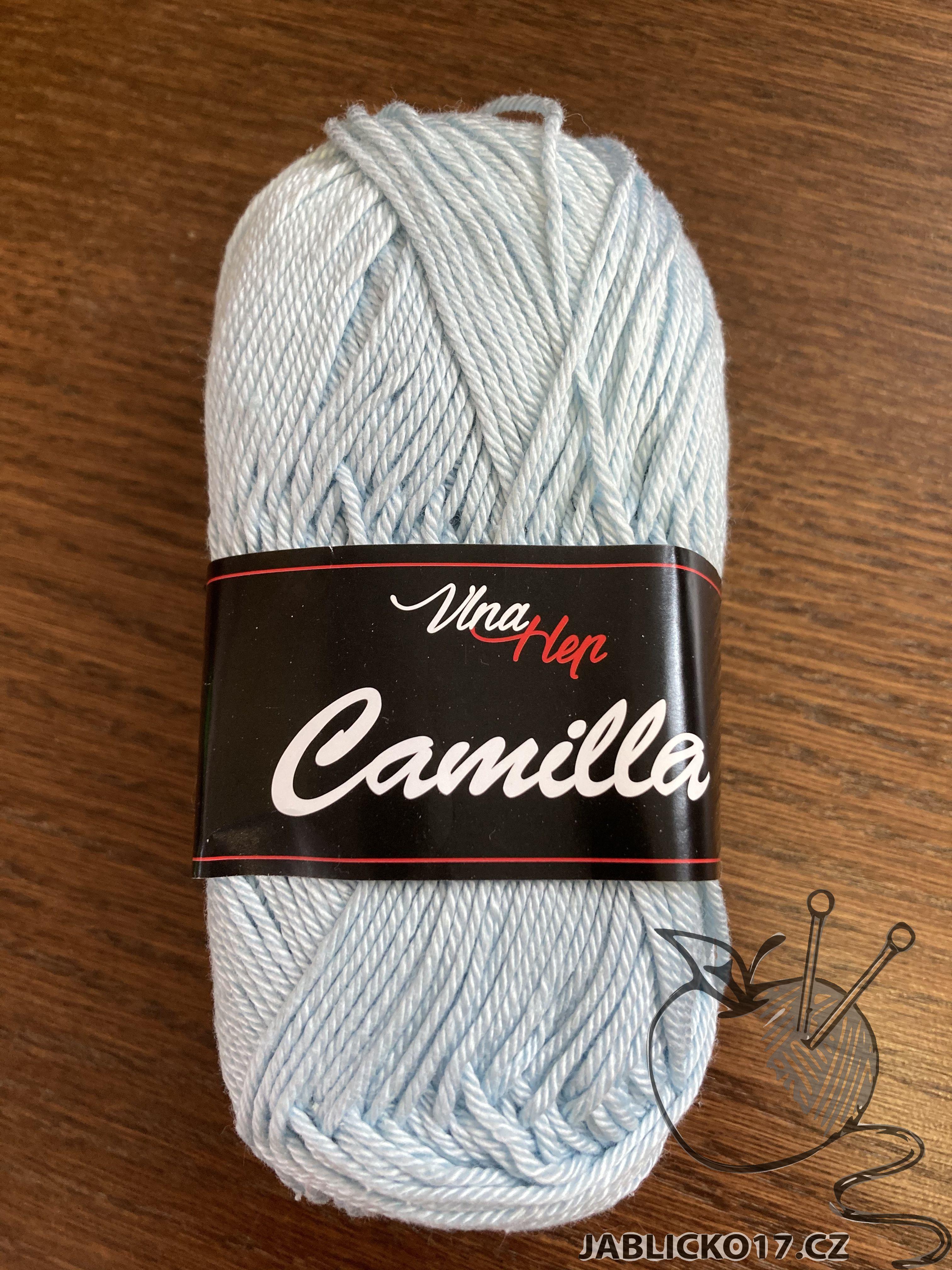 Camilla sv. modrá