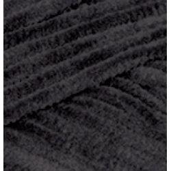 Chenille černá