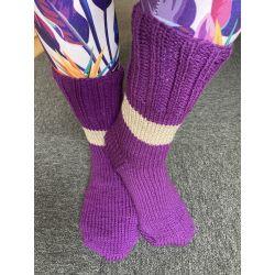 Ponožky pruhy