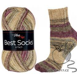 Best Socks - color