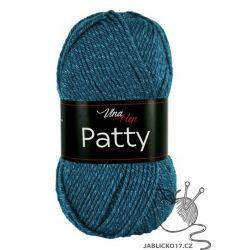 Patty flitr - modrá